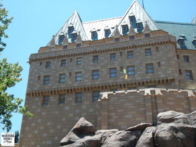 Epcot's Canada Pavilion