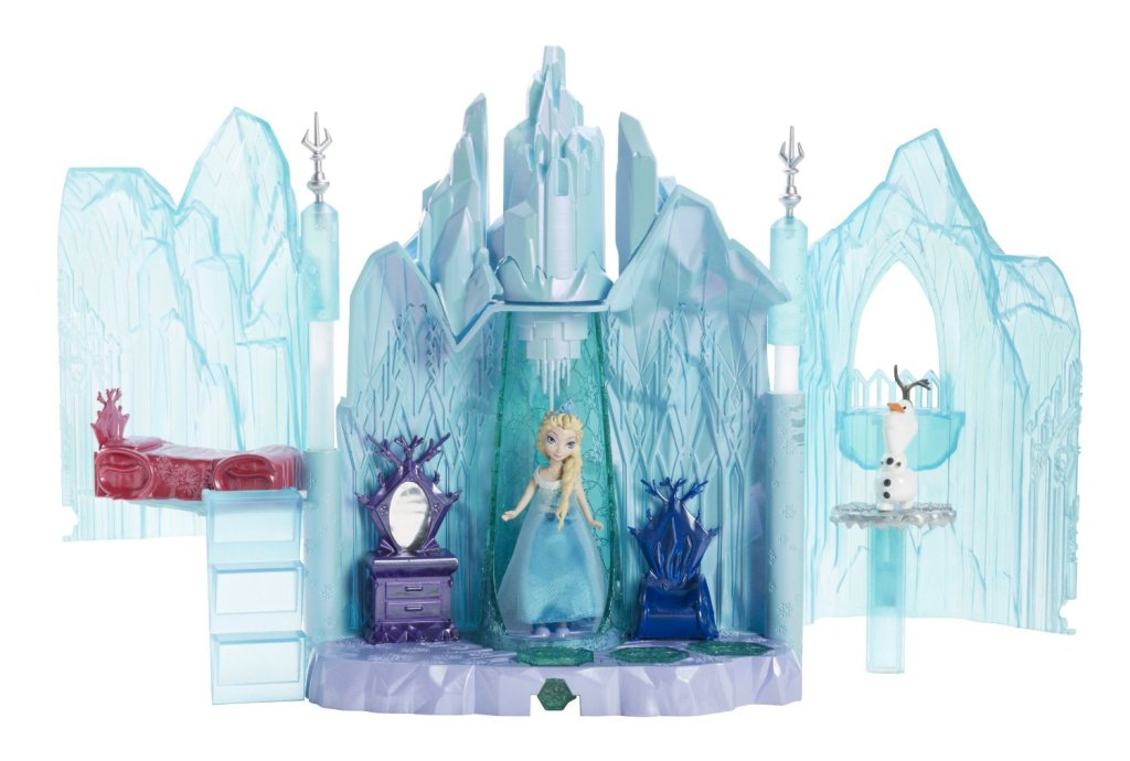 Disney Frozen Small Doll Elsa and Magical