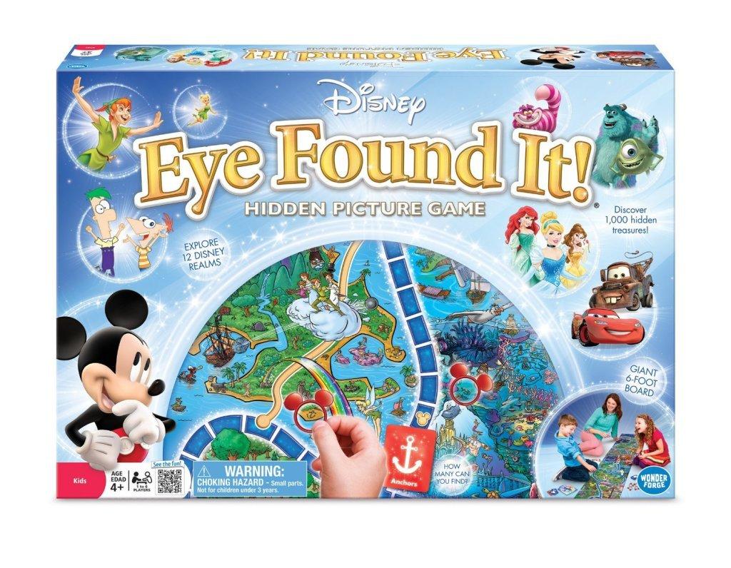 Disney's Eye Found It