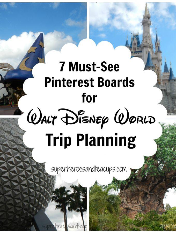Walt Disney World Trip Planning