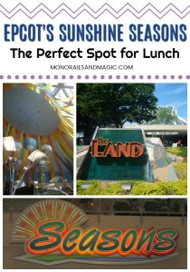 Epcot's Sunshine Seasons Is the Perfect Spot for Lunch