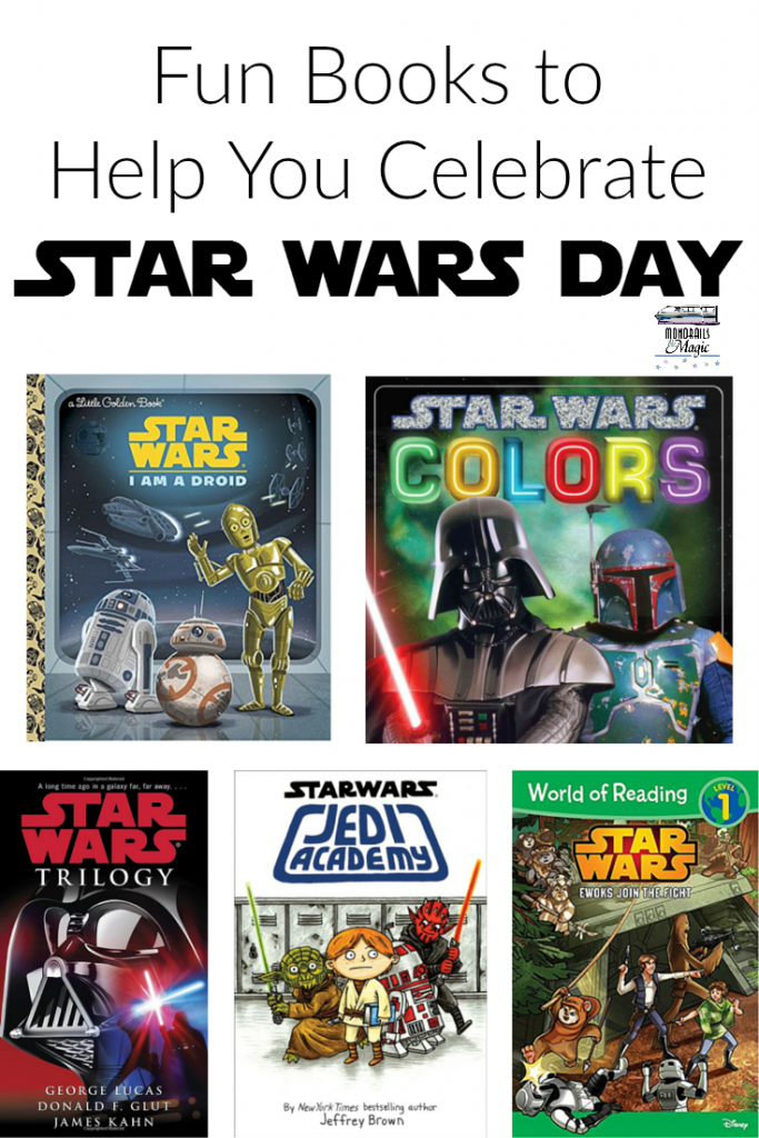 Books for Star Wars Day