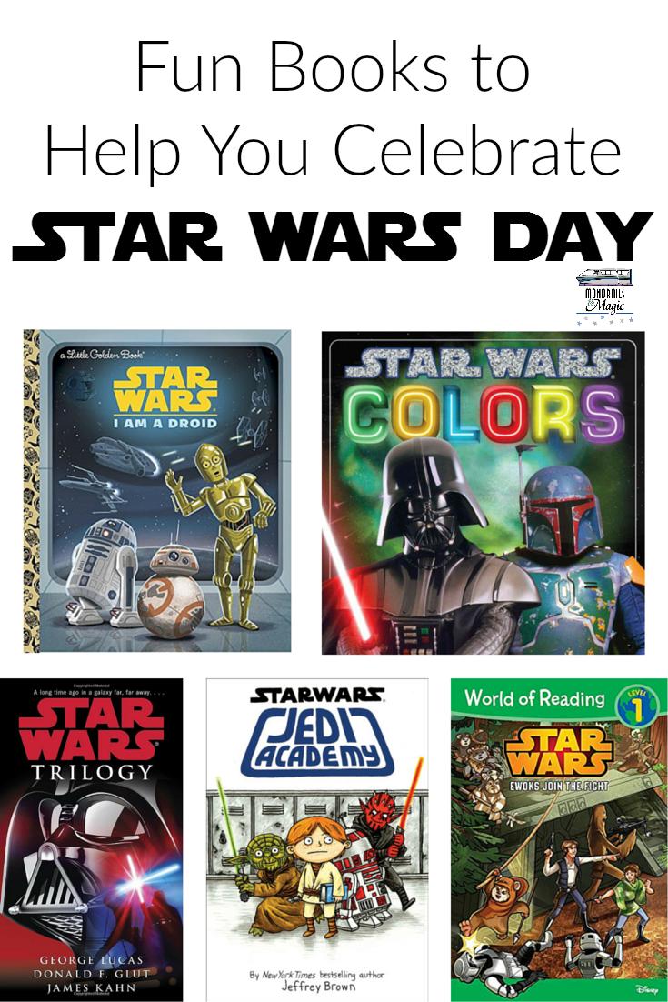 Fun Books to Help You Celebrate Star Wars Day
