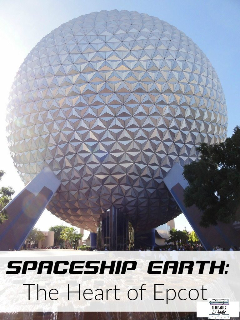 Spaceship Earth: The Heart of Epcot