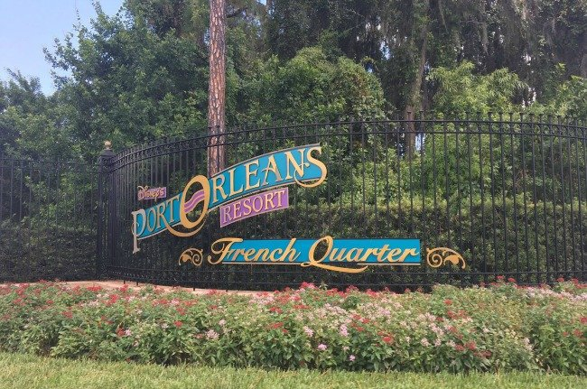 Disney's Port Orleans French Quarter