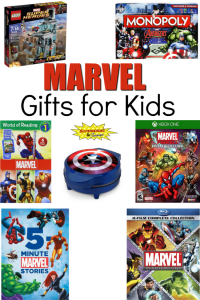 Marvel Gifts for Kids