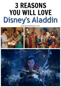 3 Reasons You Will Love Disney's Aladdin