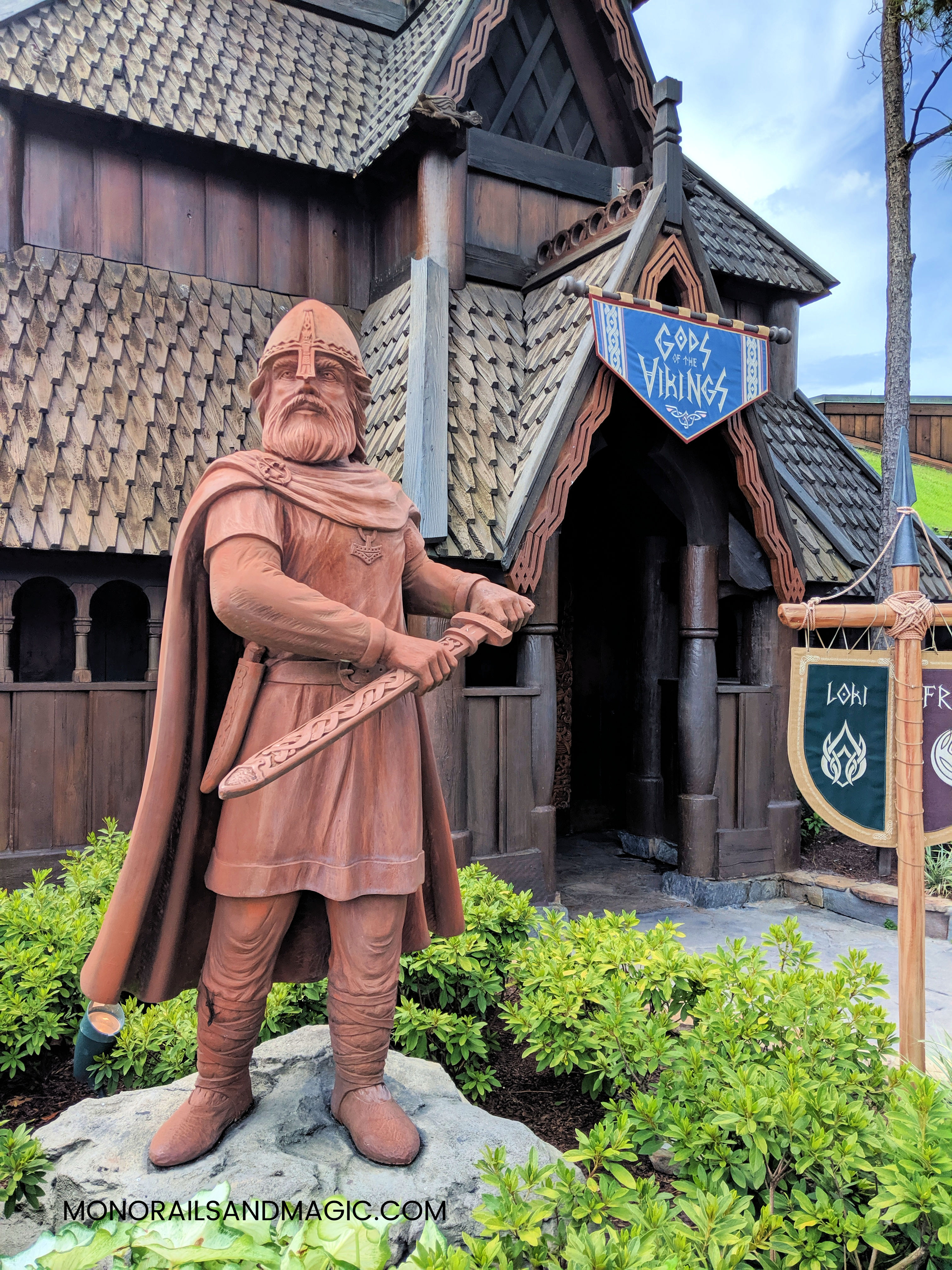 Educational Resources for Epcot's Norway Pavilion