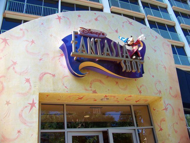 Fantasia Shop Disneyland