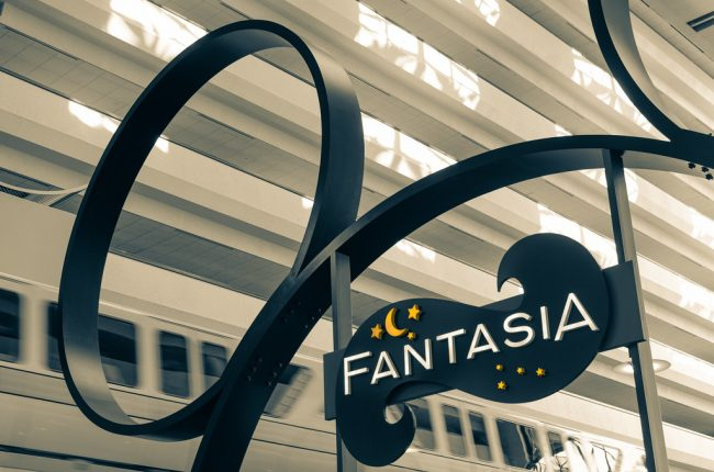 Fantasia Store at the Contemporary