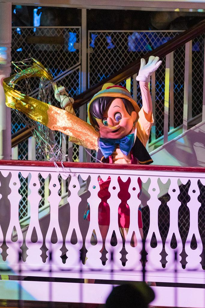 Pinocchio Fantasmic