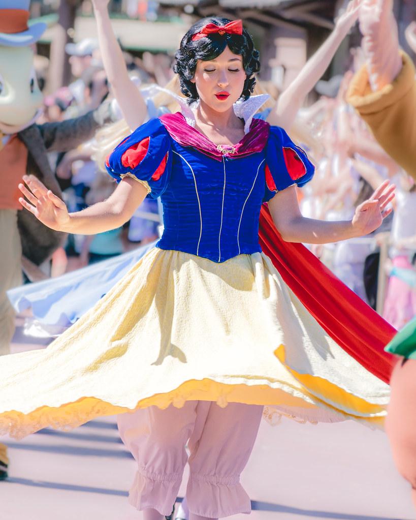Snow White Festival of Fantasy