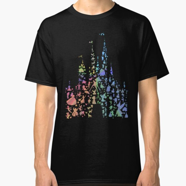 Happiest Castle on Earth T-Shirt from Redbubble