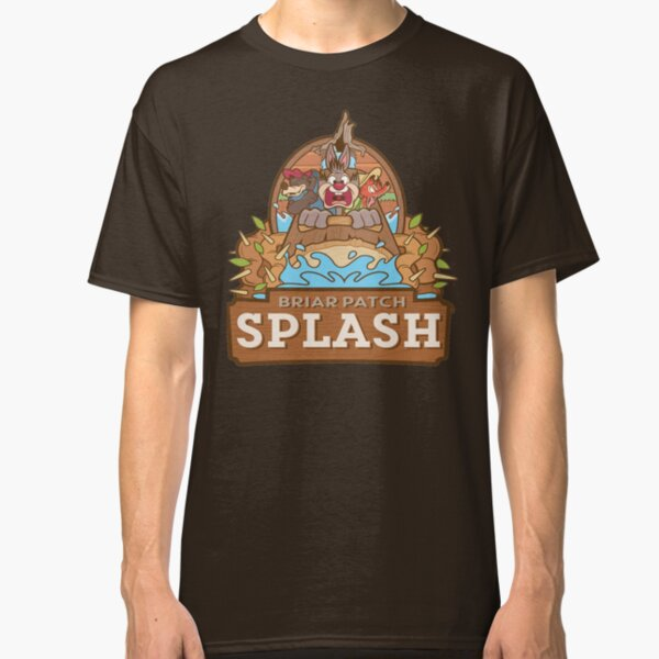 Briar Patch Splash T-Shirt on Redbubble