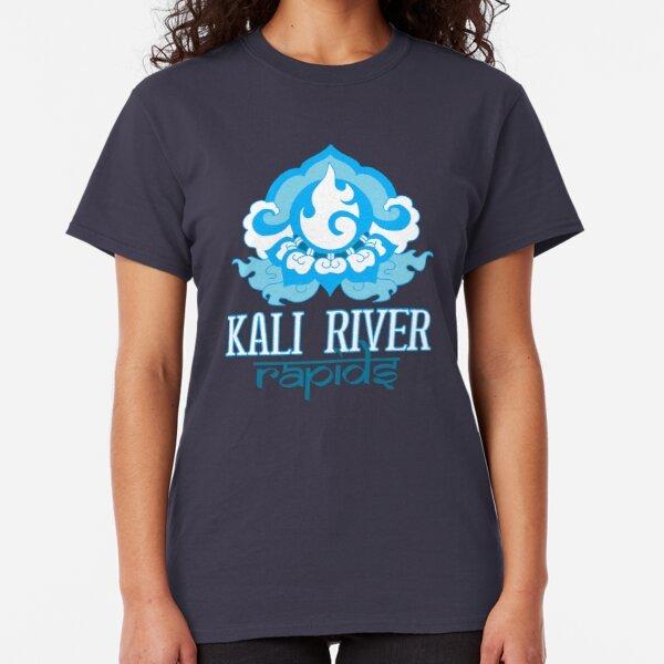 Kali River Rapids T-Shirt on Redbubble
