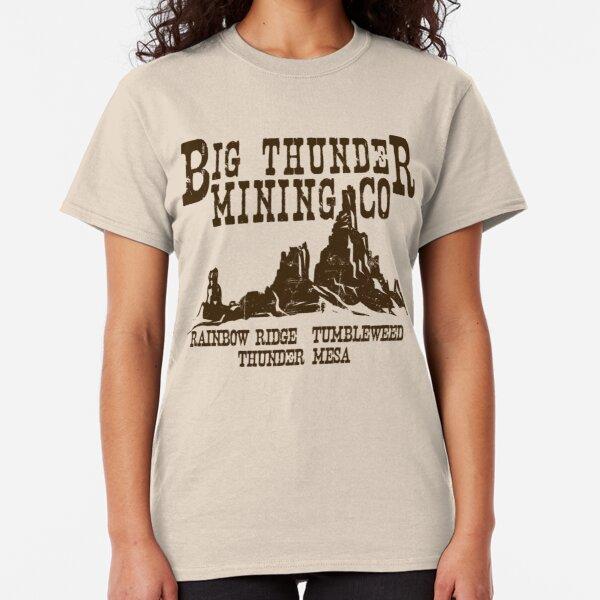 Big Thunder Mining Co. T-Shirt on Redbubble