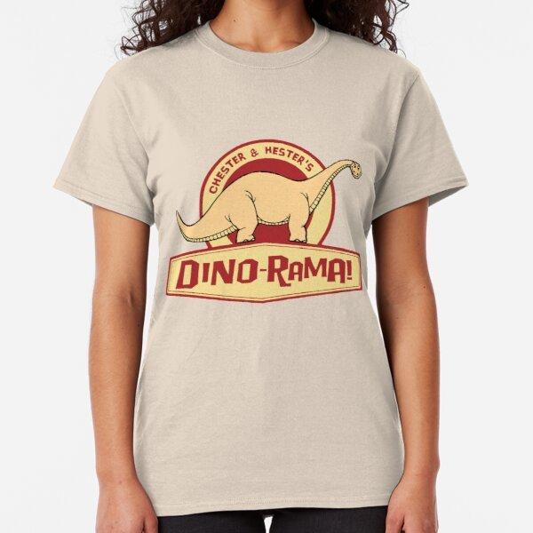 Dino Rama T-Shirt on Redbubble