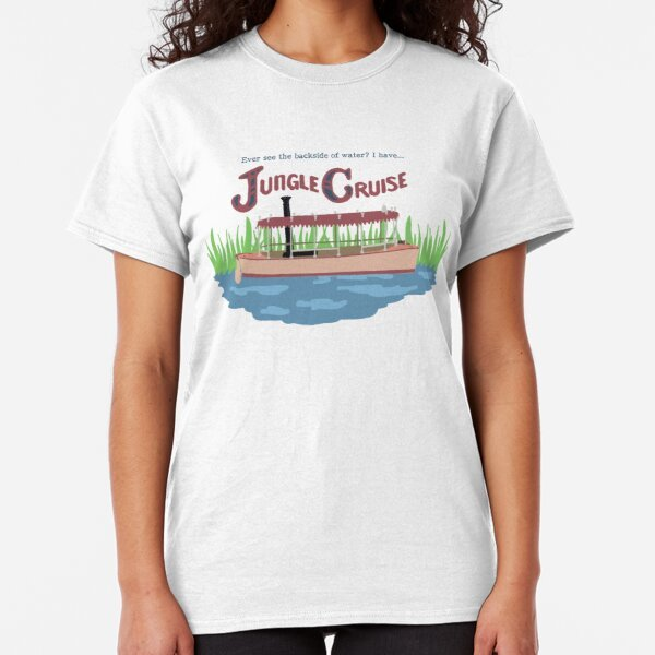 Jungle Cruise T-Shirt from Redbubble